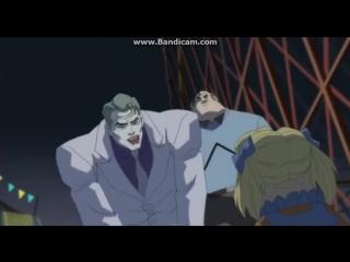 """Бэтмен против Джокера - Последний бой (""""До встечи в Аду"""") /Один из самых кровавых.  Бэтмен: Возвращение Тёмного рыцаря (2013)"""