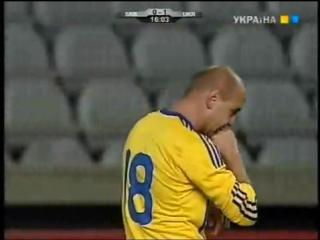 Назаренко эффектно забивает сербам в 2009