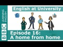 English at University 16 - Showing gratitude and clearing up confusion