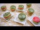 Watermelon Macaron 🍉 スイカマカロン