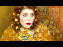 Grab Bag Makeup: Gustav Klimt Inspired Tutorial