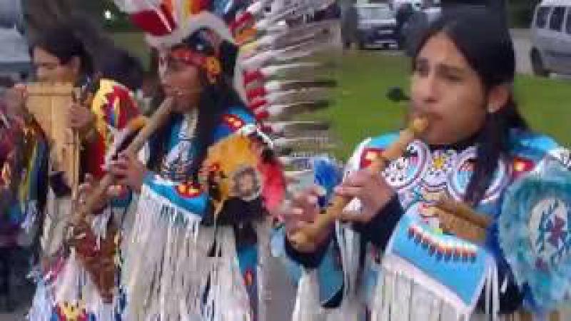 Ecuador Spirit Pakarina . Nuestro amor a la tierra. Mocква. ВДНХ. 2016-09-28 16 49 19