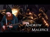 Dark Souls - Ornstein and Smough Metal Cover - Andrew Malefice