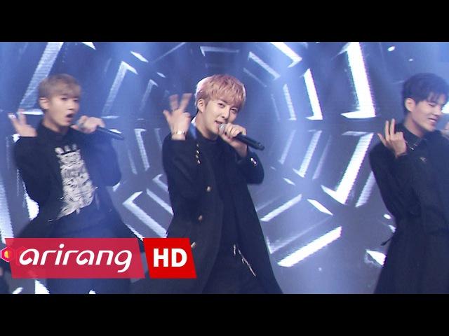 Simply K-Pop _ Double S 301(더블에스301) _ Snow Prince U R MAN Love like this _ Ep.219 _ 061716
