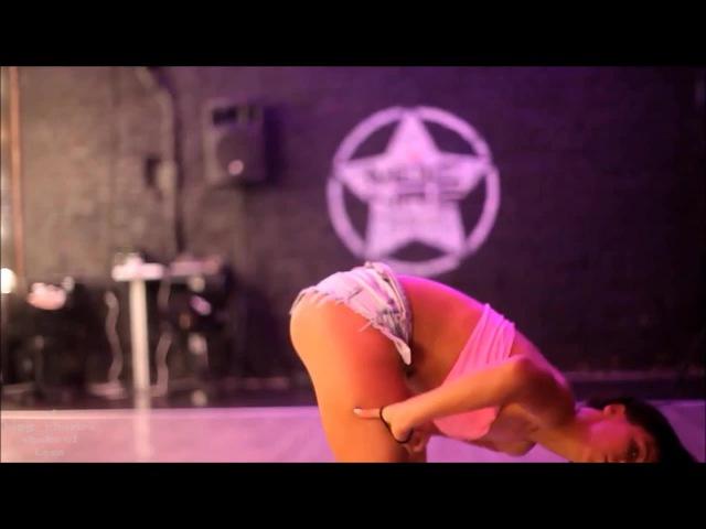 Anastasia Tretyakova Coub - Its Twerk, Yeaaah! ( Tinie Tempah – Trampoline )