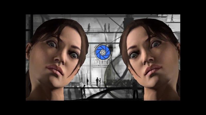 Aperture Science (Portal) – быстрое объяснение