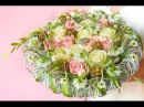 Modern bridal bouquet How to make Arend Roses