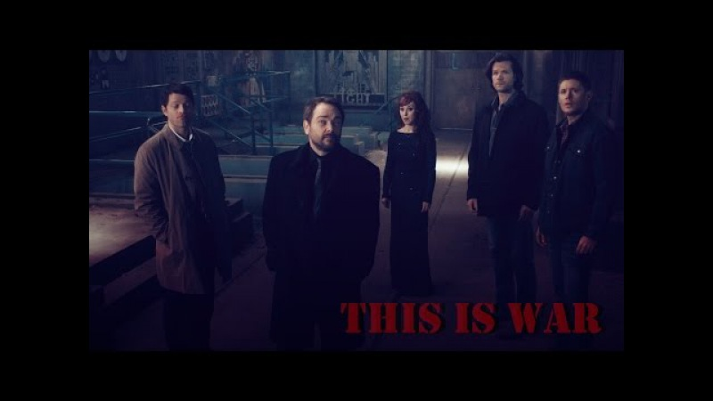 Supernatural This is War Song Video Request