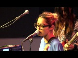 Warpaint - New Song Live In The Sound Lounge