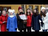 Рождественское пение 2017 Новоселица