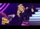Jan Cina jako Madonna Hung Up Tvoje tvář má známý hlas