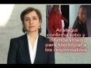 Aristegui confirma robo y difunde video para identificar a los responsables