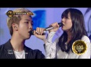 Rap Monster BTS Yuiko Umbrella 랩몬스터 방탄소년단 우산 @ Duet Song Festival