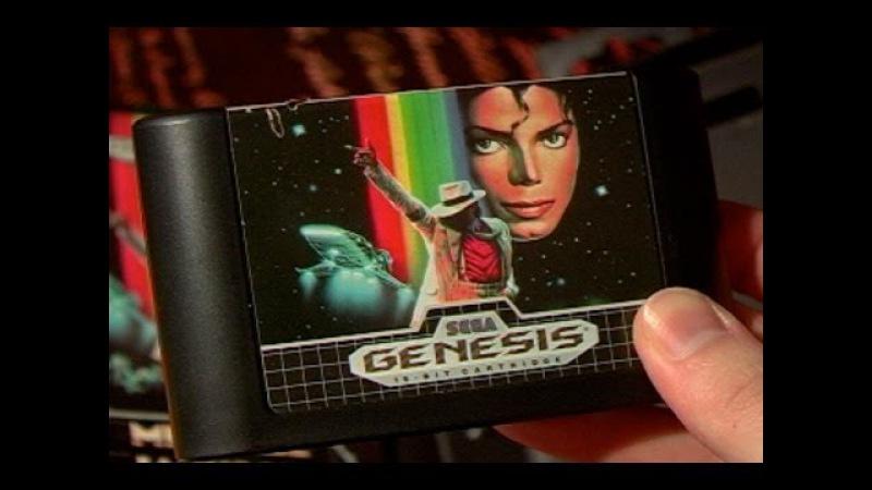 Michael Jacksons Moonwalker - Sega Genesis - Angry Video Game Nerd - Episode 63