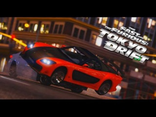 GTA 5 - The Fast and The Furious: Tokyo Drift - The End of Han