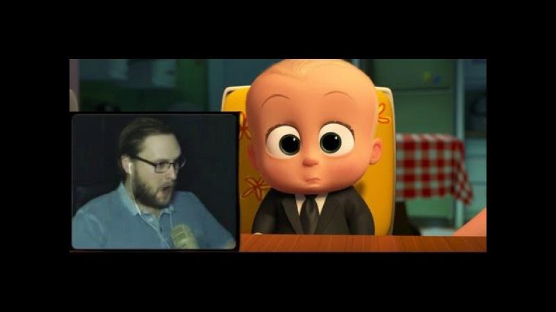 КУПЛИНОВ ОЗВУЧИВАЕТ Босс-молокосос / The Boss Baby (2017)