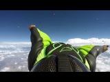 61 человек установили мировой рекорд  по одновременному полёту в вингсьютах