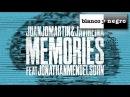 Juanjo Martin & Javi Reina Feat. Jonathan Mendelsohn - Memories (Official Audio)