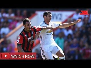 Henrik Mkhitaryan vs Bournemouth – Individual Highlights -- 14/08/16 - JoselUnited