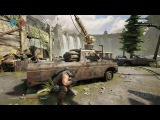 Gears of War 4 Multiplayer Beta: 'Dam' Map Full Round 1080p/60fps