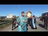 Всеукраїнський Хресний хід миру, любові та молитви за Україну Житомир Коростишів 2016