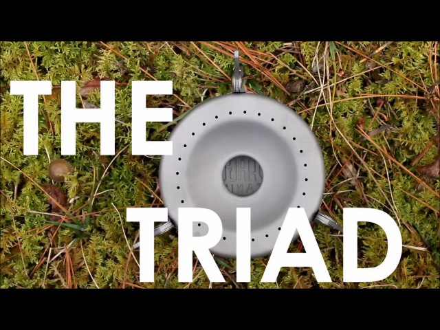 The New Vargo Triad Multi-Fuel Stove (Official Video)
