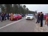 Octavia RS ST.1 vs. VW Scirocco сток