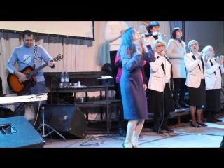 Утреннее воскресное служение 04.12.16 Прославление.