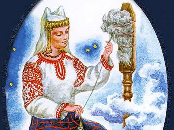 Макошь - Плетение Нитей