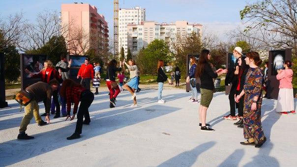 Интересные выходные в парках Севастополя