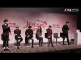 [VIDEO] 161122 Kai @ LOTTE DUTY FREE 7 First Kisses - Production Presentation