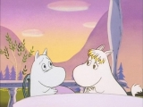 Счастливое семейство Муми-тролей 2 серия 1