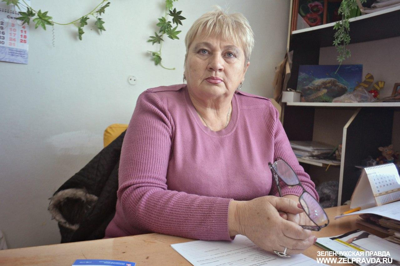 Михайловская Т.А.: вспомните, что у нас в районе есть общество инвалидов