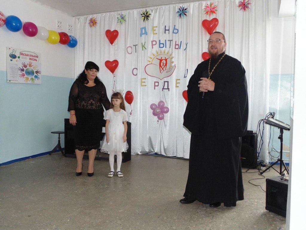 В станице Сторожевой прошел концерт «День открытых сердец»