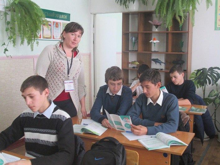 Школьникам села Нижняя Ермоловка и поселка Нижний Архыз рассказали как устроена пенсионная система России
