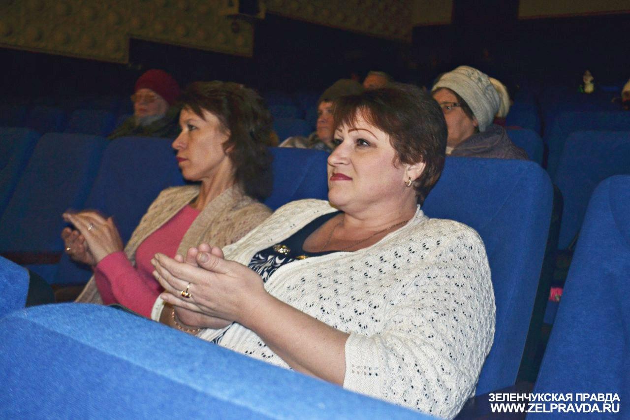 В РДК Зеленчукской прошел отчетный концерт «Центра культуры и досуга»