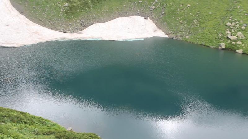 Озеро Чхо. Абхазия. Август 2016