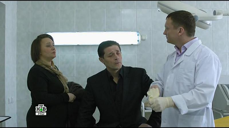 Сериал Другой майор Соколов (роль врач)
