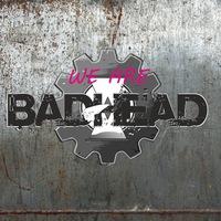 Логотип We are BADHEAD fusion metal band НАМ 12 ЛЕТ!!