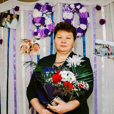 Расиля Загидуллина