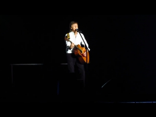 Paul McCartney - Here Today (Live From Portland, Oregon, On 4_15_2016)
