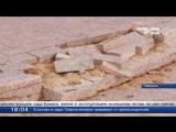 В Тобольске нападениям вандалов подверглись несколько значимых объектов