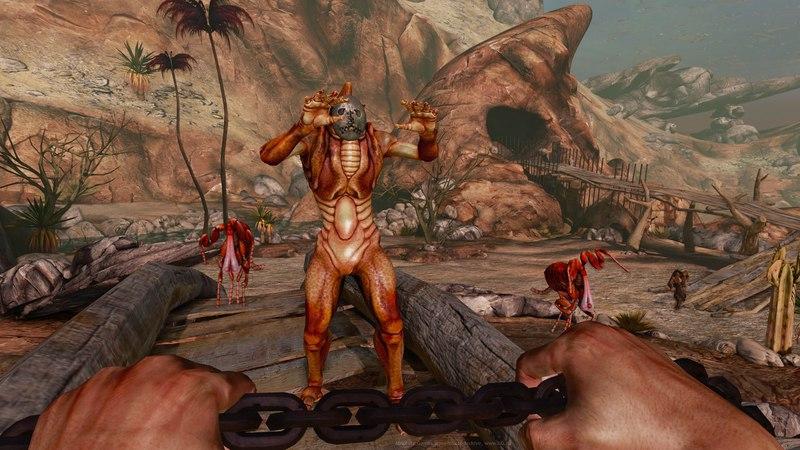 Zeno Clash 2: Special Edition (2013) PC - Скриншот 3
