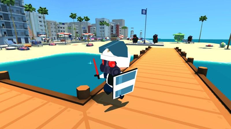 Anarcute (2016) PC - Скриншот 3