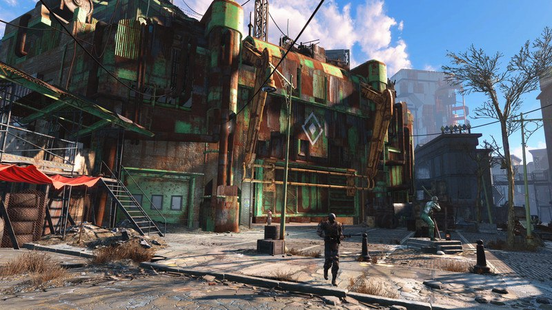 Fallout 4 [v.1.6.9.0.1 + 5 DLC] (2015) PC| RePack от =nemos= - Скриншот 1