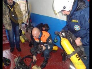 Команда Чайковской городской поисково-спасательная службы заняла 2-е место в соревнованиях по многоборью спасателей среди аварий