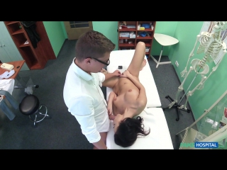 FakeHospital - Patient Needs Cock to be Prescribed - Nikole Perry [720p]