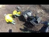 CRASH ATV Can Am Outlander 1000XT & Mudding Quad Dirt atv Квадроциклы Луганск