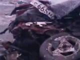 ДТП в Омской области, где погибли семь человек 3.11.2012