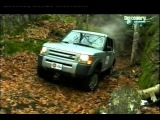 Jeep Comander vs Land Rover Discovery 3.Mean Machines.part 2